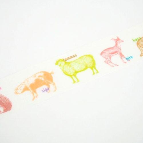 Foto Produk MTEX1P111 Animals dari gudily