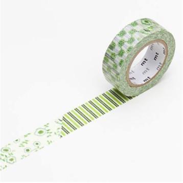 Foto Produk MTEX1P32 (15mm) flower green dari gudily
