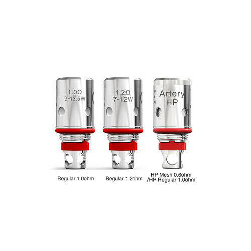 Foto Produk HP Core Artery PAL II Coil 1pcs PAL 2 Vape Koil Coil vapor Catridge - 0.6ohm Mesh dari VapeOi