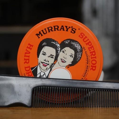 Foto Produk Pomade Murrays Superior - Free Sisir Unbreakable Harga Grosir dari Supplier Pomade Medan