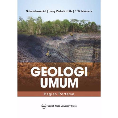 Foto Produk Geologi Umum Bagian Pertama dari UGM Press Online