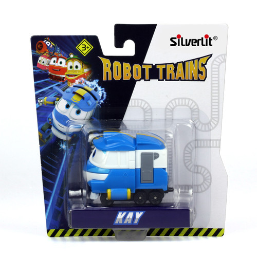 Foto Produk MAINAN ROBOT TRAINS 80155 DIECAST CAR KAY dari Jiwoo Toys