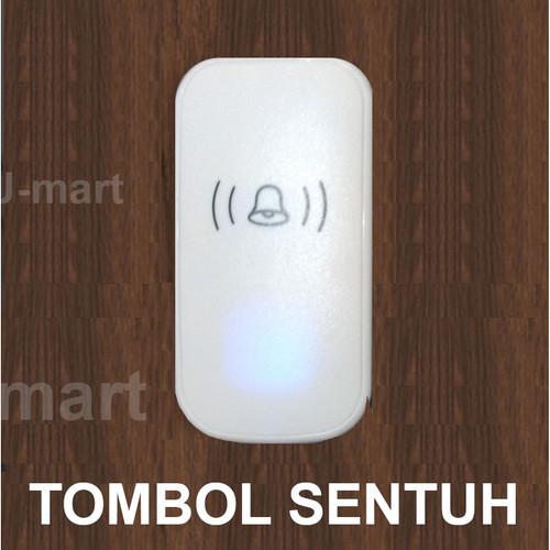 Foto Produk transmitter bel sentuh dari Tuku-Mart