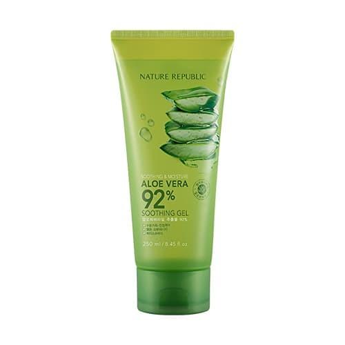 Foto Produk Soothing & Moisture Aloe Vera 92% Soothing Gel(Tube) dari NATURE REPUBLIC OFFICIAL