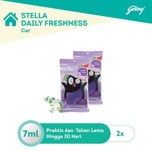 Foto Produk STELLA DAILY FRESHNESS - PURPLE DREAM dari Godrej Indonesia Store