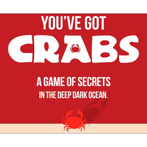Foto Produk You've Got Crabs ( Original ) - You Got Crabs Board Game dari Toko Board Game