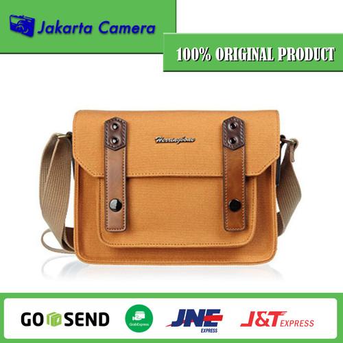 Foto Produk Tas Kamera Herringbone Papaspocket Small - Sand dari JakartaCamera