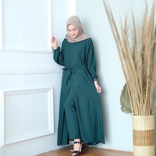 Foto Produk Baju Gamis Wanita Terbaru / Gamis Murah / Dress muslim / Tania Setelan dari B.O.M baju online murah