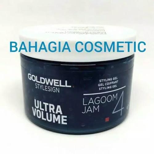Foto Produk GOLDWELL LAGOOM JAM HAIR VOLUME GEL dari BAHAGIA COSMETIC