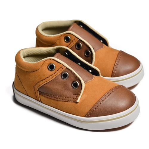 Foto Produk First Light K02 Suede sepatu anak balita gratis kaos kaki - 28 dari First Light Apparel
