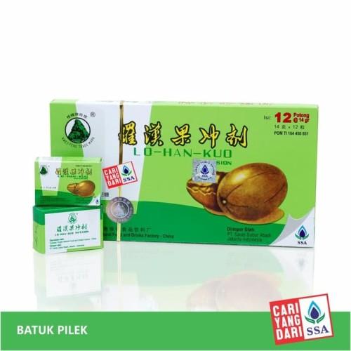 Foto Produk lo han kuo infusion /panas dalam dari SMA88