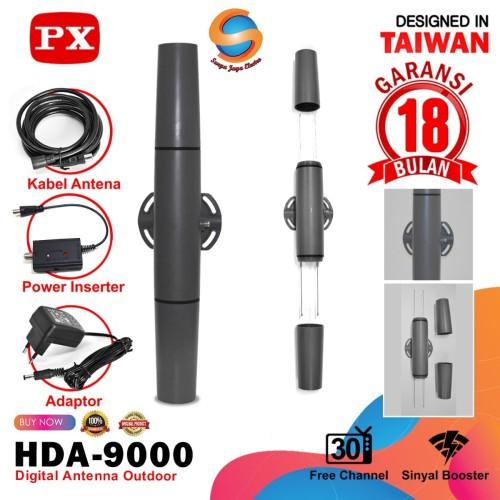 Foto Produk antena PX / Ultra cruise Outdoor HDTV Antena HDA-9000 dari surya jaya electro