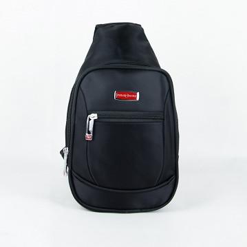 Foto Produk Polo Style Tas Selempang Pria-Sling bag-Tas Pria-SBN 13003#13 inch - Hitam dari Polo Rise