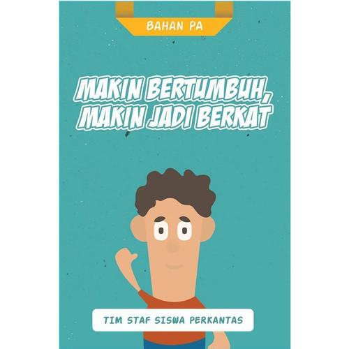 Foto Produk Makin Bertumbuh, Makin Jadi Berkat (PA) - Tim Staff dari 180 christian store
