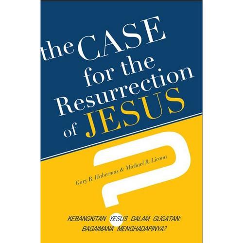 Foto Produk The Case for The Resurrection of Jesus (TERJEMAHAN) - Gary R & Michael dari 180 christian store