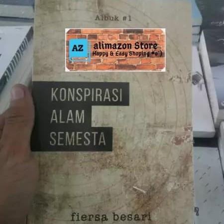 Foto Produk Buku Novel Konspirasi Alam Semesta Karya Fiersa Besari dari fauzani rohmadon
