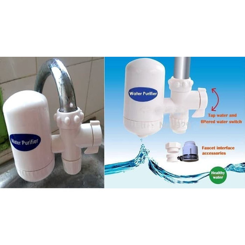 Foto Produk WATER PURIFIER SARINGAN AIR FILTER PENYARING AIR KERAN SWS dari dfanccie house