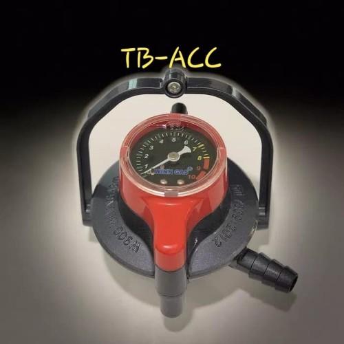 Foto Produk Kepala gas regulator kompor winn W 900 M pengunci ganda triple lock dari TB-ACC