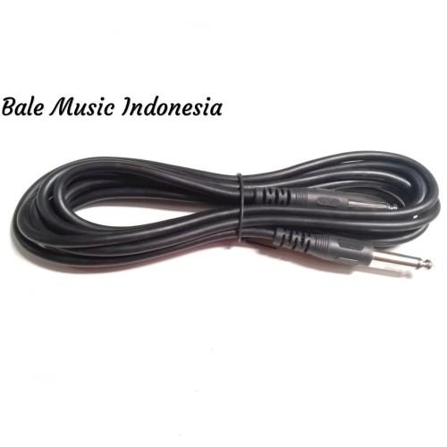 Foto Produk Kabel Jack Gitar Listrik/Elektrik dari Bale Music Indonesia