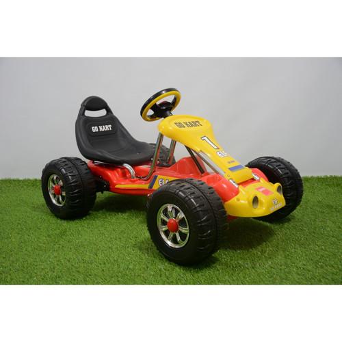 Foto Produk Mainan Anak Mobil Aki Go Kart TR 6628/ Ride On dari BRECHT.ID