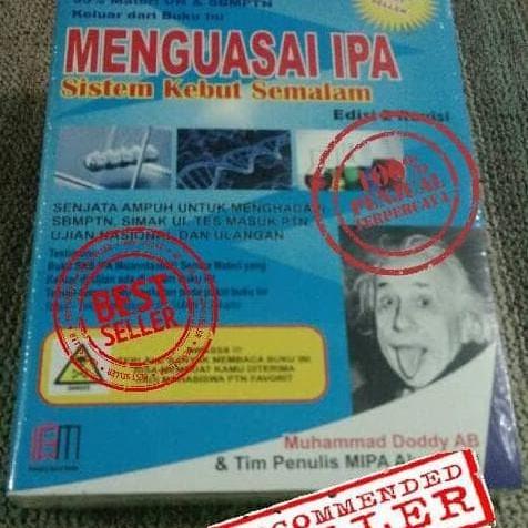 Foto Produk Buku menguasai IPA sistem kebut semalam dari Yenni Tedjokoesoemo Shop