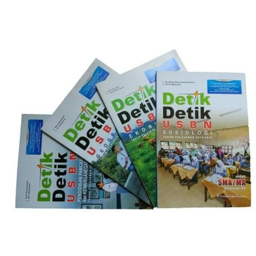 Foto Produk Paket Detik USBN SMA program IPS dari Yenni Tedjokoesoemo Shop