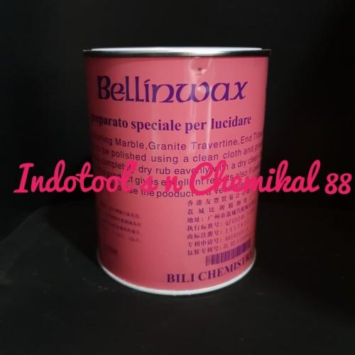 Foto Produk Bellinwax Pengkilap Marmer Granite - Putih dari Indotool's n Chemikal 88