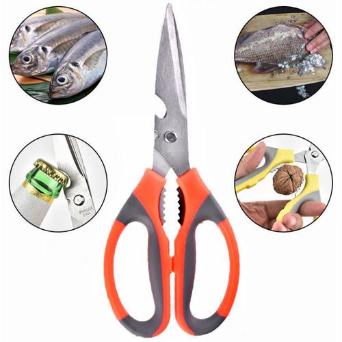 Foto Produk Gunting Dapur Serbaguna MultiFungsi / Gunting Ikan dari aromakaldi