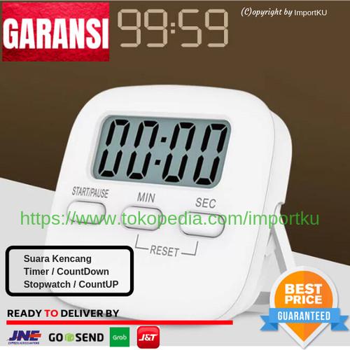 Foto Produk Digital Kitchen Timer / Alarm / Alarm Masak Dapur / Stopwatch - 003 dari Importku