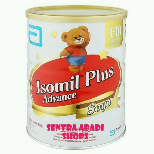 Foto Produk Isomil Plus Advance Soya 850gr dari Sentra Abadi Shops