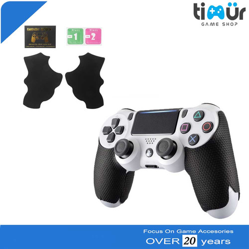 Foto Produk Smarter Hand Controller Grip Anti-slip Cover Handle Stik Stick PS4 dari Timur Game Shop