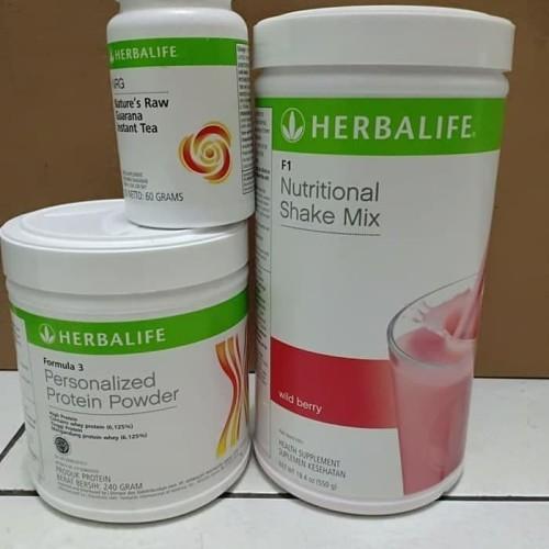 Foto Produk herbalife#paket shake+nrg+ppp dari semogajaya_shop