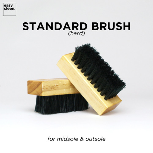 Foto Produk Standard Shoe Brush (Hard) for Midsole Outsole| Sikat Pembersih Sepatu dari Easy Cleen Official
