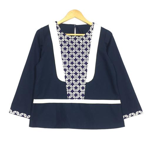 Foto Produk Atasan batik wanita naira blouse dari rheazalea