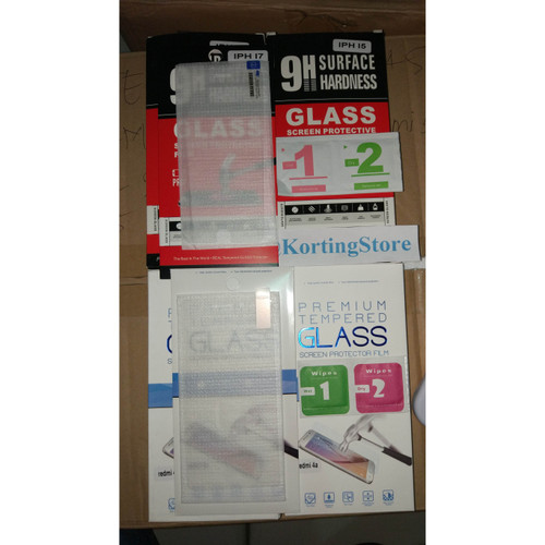 Foto Produk TEMPERED GLASS 9H XIAOMI Mi 9|Redmi Note 7 Pro|Redmi Note 7|Redmi 7|GO dari KortingStore