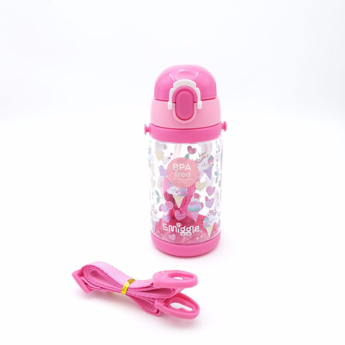 Foto Produk Botol minum motif smiggle 500ml - Unicorn dari Funplastik