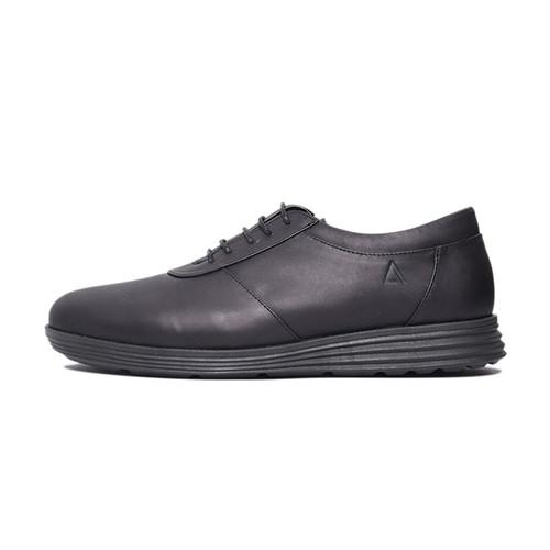 Foto Produk AMBLE - Sepatu Pria - Jarvis Black - 43 dari AMBLE