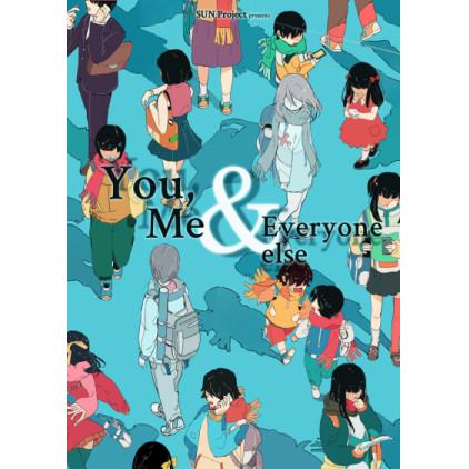 Foto Produk SUNPro #3 - You, Me and Everyone Else dari Mimi N - FutarinoKizuna