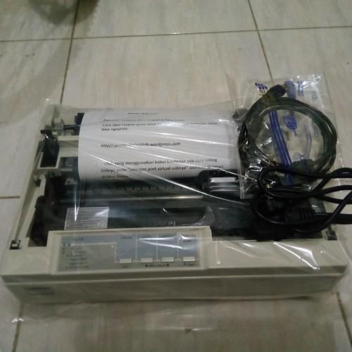 Foto Produk Epson LX 300 plus 2 usb - Putih dari printer dotmatrik