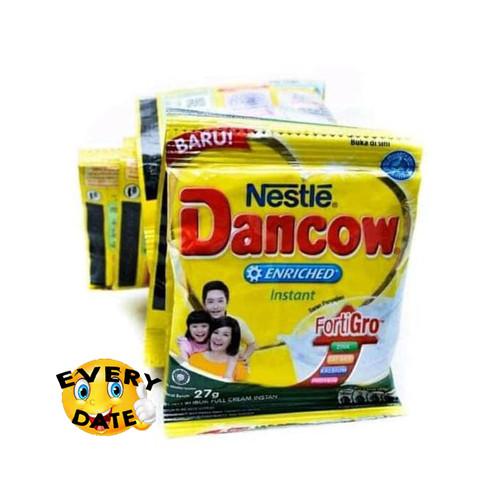 Foto Produk Dancow Putih Sachet Instant Coklat 27gr @16 lembar/Dus - Vanila dari EveryDate