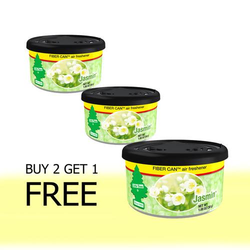 Foto Produk Buy 2 Get 1 FREE Little Trees Fiber Can Jasmin dari LITTLE TREES INDONESIA