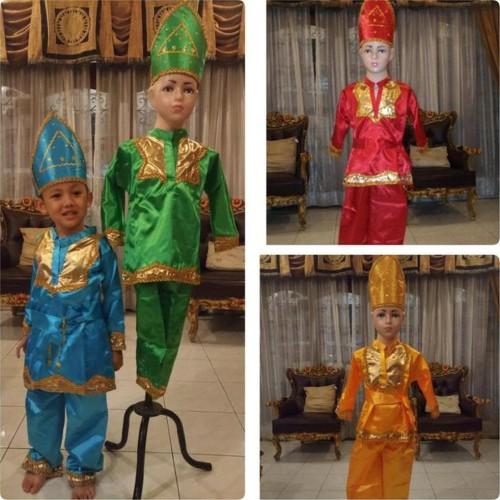 Foto Produk promo Good Seller Baju Adat Padang Anak Anak dari tokorezvanku