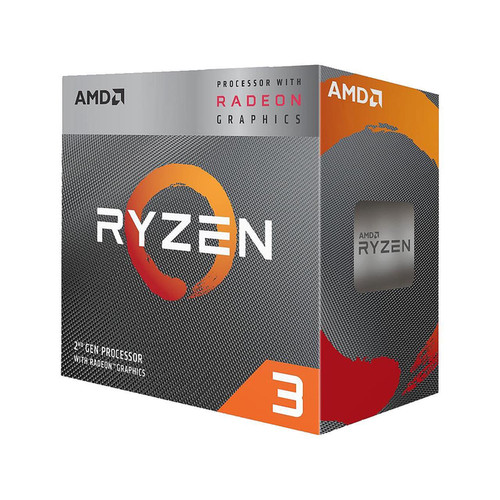 Foto Produk AMD Ryzen 3 3200G 4-Core 3.6GHz Radeon Vega 8 Graphics (Socket AM4) dari toko expert komputer