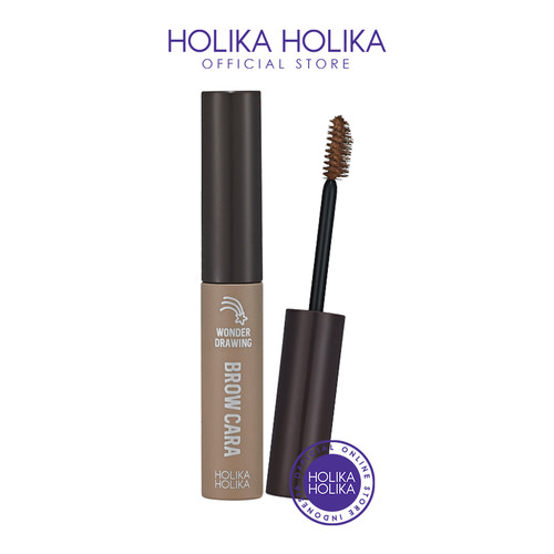 Foto Produk Holika Holika Wonder Drawing 1 Sec.Finish Browcara Natural Brown-5415 dari Holika Holika Indonesia