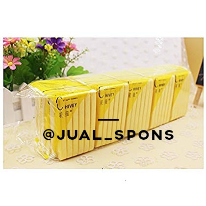 Foto Produk Spons Facial/Sponge Facial/Spons Kentang/Spons Wajah Murah dari jual_spons