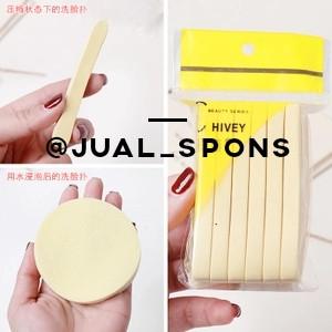 Foto Produk Spons Facial/Sponge Facial/Spons Kentang/Spons Make Up dari jual_spons