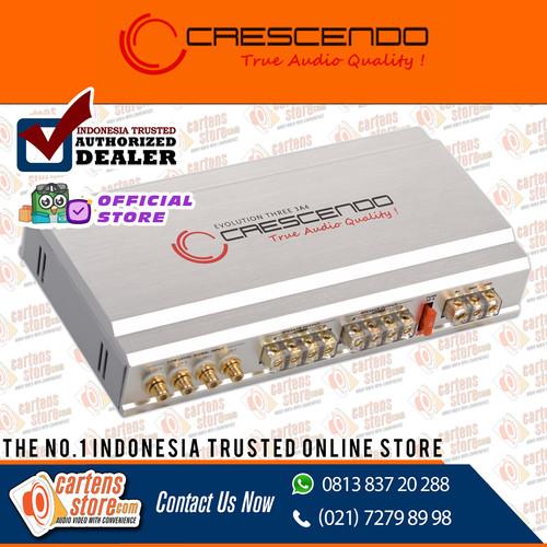 Foto Produk Power Amplifier Crescendo Evolution 3A4 by Cartens-Store.Com dari Cartens Store