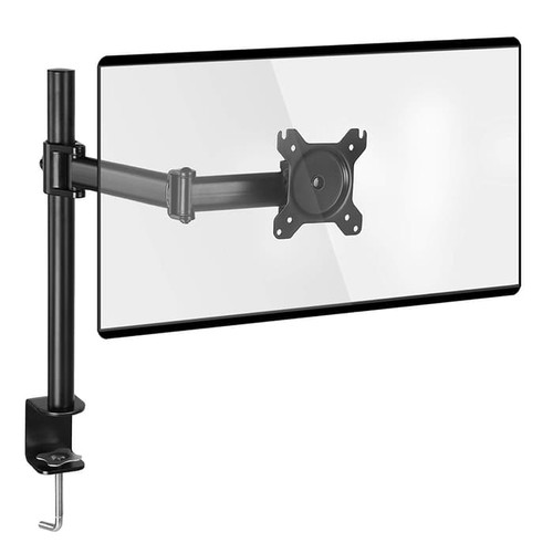Foto Produk SitStand.ID Single LCD Monitor ARM Desk Mount Stand - CLAMP dari SitStand