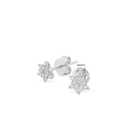 Foto Produk Anting Berlian Model Snow Swan Jewellery IMER841634 dari Swan Jewellery Online