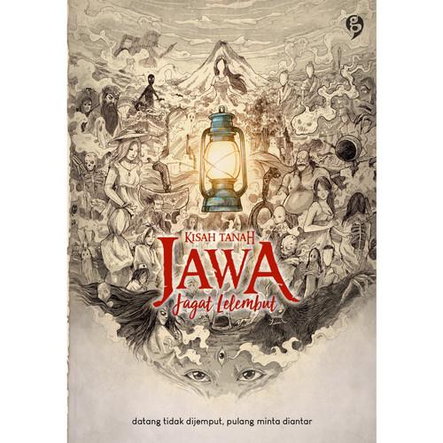 Foto Produk Kisah Tanah Jawa: Jagat Lelembut dari Toko Kutu Buku